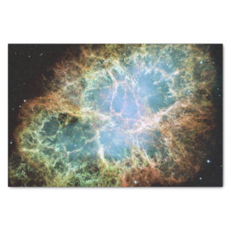 Crab Nebula Galaxy Outer Space Tissue Paper