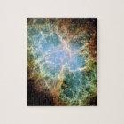 Crab Nebula Jigsaw Puzzle
