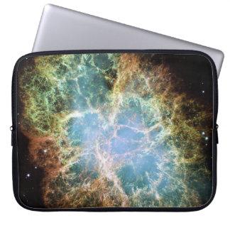 Crab Nebula Laptop Sleeve