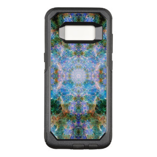 Crab Nebula Mandala OtterBox Commuter Samsung Galaxy S8 Case