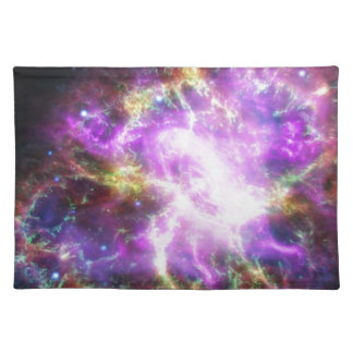 Crab Nebula Placemat