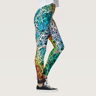 Crab Nebula Space Artwear Leggings