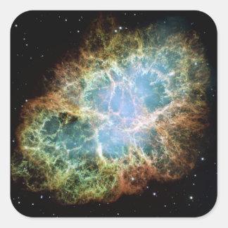 Crab Nebula Sticker