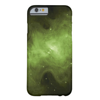 Crab Nebula, Supernova Remnant, Green Light Barely There iPhone 6 Case