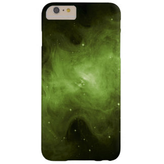 Crab Nebula, Supernova Remnant, Green Light Barely There iPhone 6 Plus Case