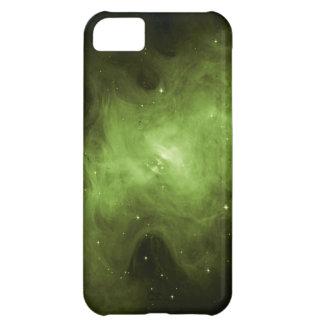 Crab Nebula, Supernova Remnant, Green Light iPhone 5C Covers