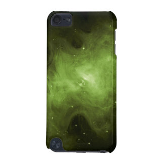 Crab Nebula, Supernova Remnant, Green Light iPod Touch (5th Generation) Cases