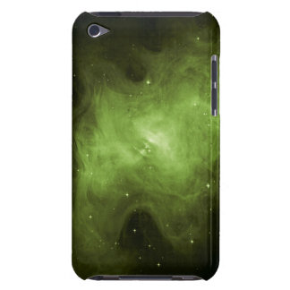 Crab Nebula, Supernova Remnant, Green Light iPod Touch Cover