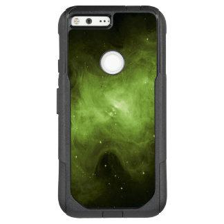 Crab Nebula, Supernova Remnant, Green Light OtterBox Commuter Google Pixel XL Case