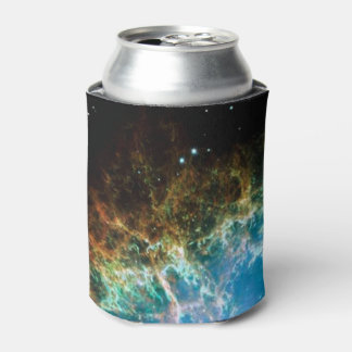 Crab Nebulae Space Astronomy Science Photo Can Cooler