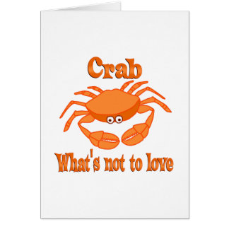 Crab to Love Card