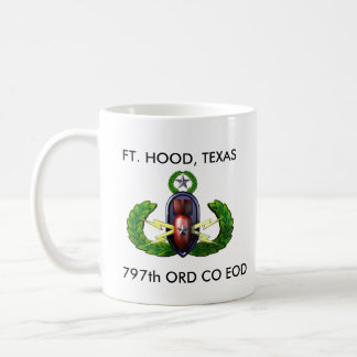 crab_transp, crab_transp, 797th ORD CO EOD, FT.... Coffee Mug