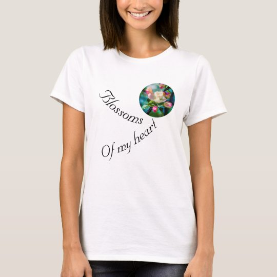 Crabapple flower customizable T-Shirt