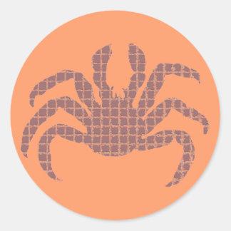 Crabbie stickers