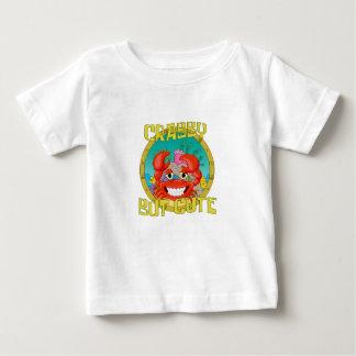 Crabby but Cute Toddler T-shirt