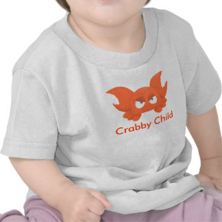 Crabby Child T infant Tees