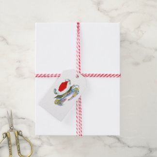 Crabby Claws Christmas Tags Pack Of Gift Tags