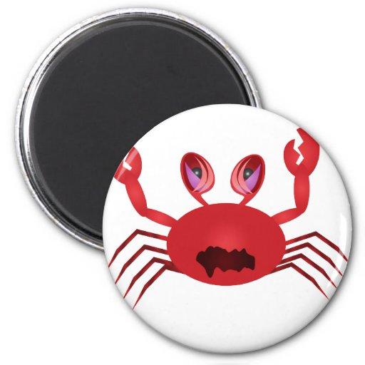 Crabby Crab Magnet