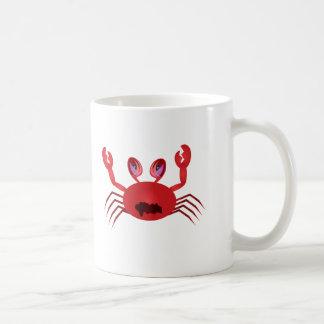 Crabby Crab Mug