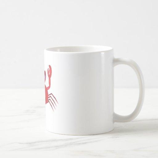 Crabby Crab Coffee Mug
