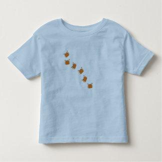 Crabby Crab Toddler Shirt