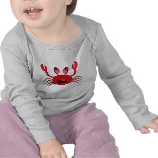 Crabby Crab T-shirts