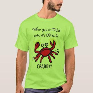 Crabby Cutie T-Shirt