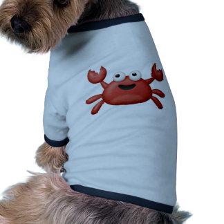 Crabby Doggie T Shirt