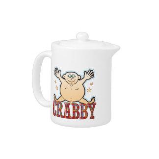 Crabby Fat Man