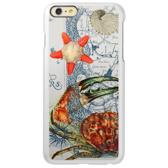 crabby map starfish