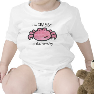 CRABBY morning T Shirts