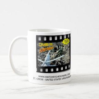 CRABBY MUG! COFFEE MUG
