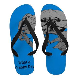 Crabby Sandals