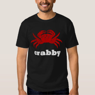 crabby tee shirts