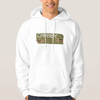 Crabby Wear for Crabby Times  :/ Hoodie