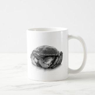 Crabe de roche de la Nouvelle Angleterre II Mug Blanc