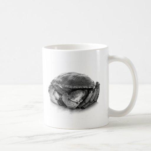 Crabe de roche de la Nouvelle Angleterre II Tasses À Café