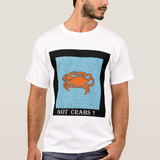 Crabs (Maryland, Gulf and East Coast).jpg T-Shirt