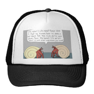 Crabs Trucker Hat