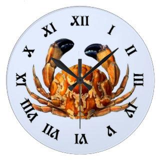 Crabtime! Large Clock