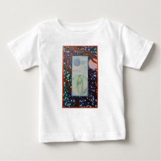 Crack In Clouds Baby T-Shirt