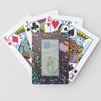 Crack In Clouds Bicycle Playing Cards