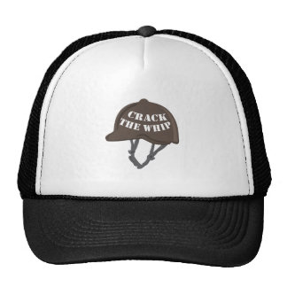 Crack The Whip Hat