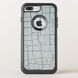 Cracked and Chipped White Paint OtterBox Commuter iPhone 8 Plus/7 Plus Case