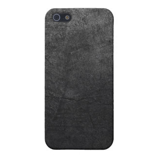 Cracked concrete cover for iPhone 5/5S
