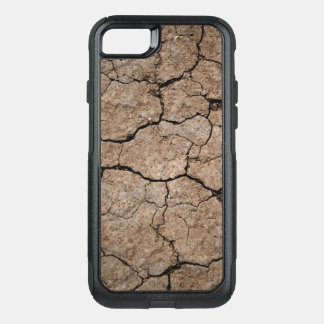 Cracked Dried Mud OtterBox Commuter iPhone 8/7 Case