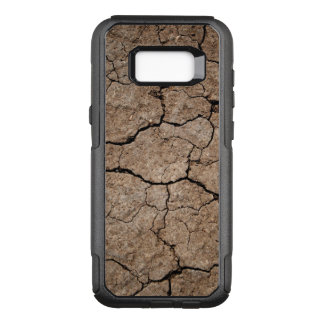 Cracked Dried Mud OtterBox Commuter Samsung Galaxy S8+ Case