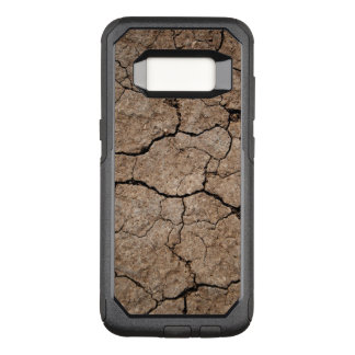 Cracked Dried Mud OtterBox Commuter Samsung Galaxy S8 Case