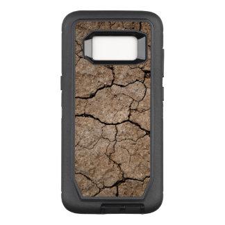 Cracked Dried Mud OtterBox Defender Samsung Galaxy S8 Case