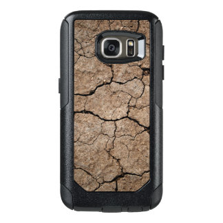 Cracked Dried Mud OtterBox Samsung Galaxy S7 Case